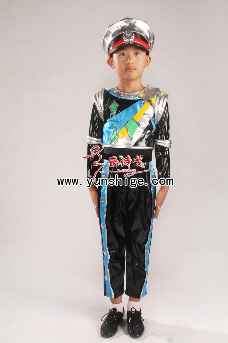 儿童cosplay服装cospl15汉斯