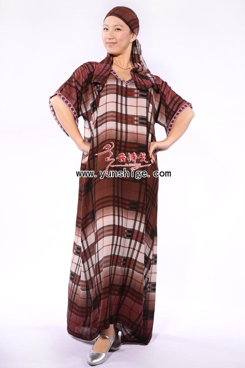 外国服装东南亚风情服装dnyg04